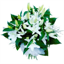 Flowers for newlyweds