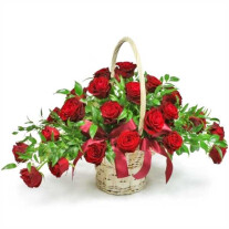 A basket for lovers