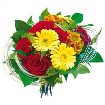 I love only you flowers